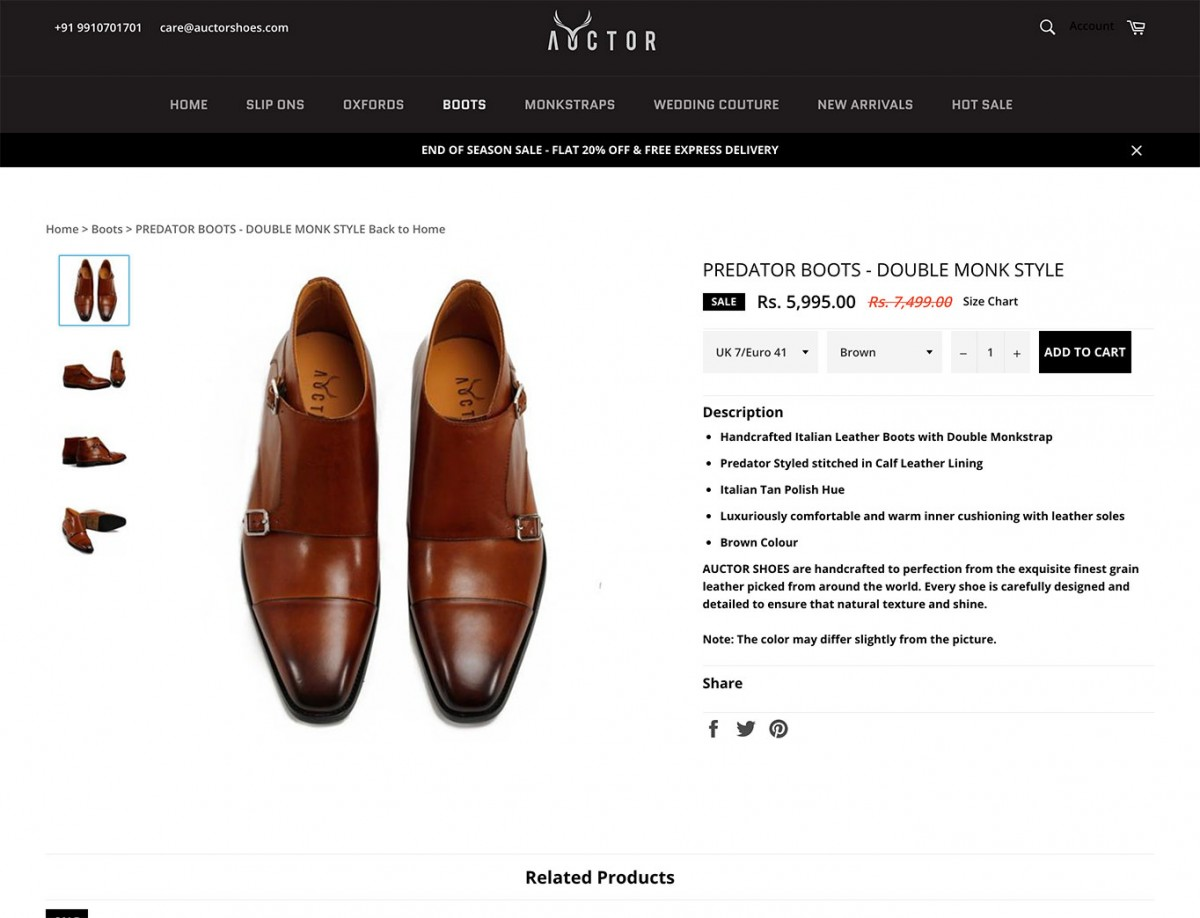 Auctor Shoes2